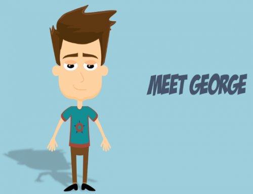 Customizable Character – George