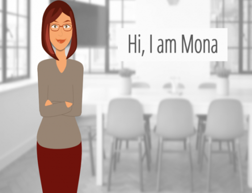 Customizable Character – Mona